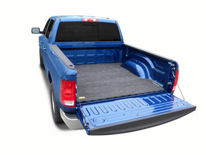 BEDRUG Bedmat for Spray-In or No Bed Liner 09-18 Dodge  RAM & 2019 Classic Model 5.7' Bed With Rambox Bed Storage