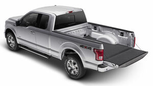 "BEDRUG Impact Mat for Spray-In or No Bed Liner 15+ Ford F-150 5'5"" Bed"