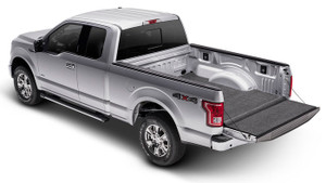 BEDRUG XLT Bedmat for Spray-In or No Bed Liner 17+ Ford Superduty 8.0' Long Bed