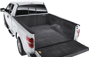 BEDRUG Tailgate Mat 99-16 Ford Superduty w/o Factory Step Gate
