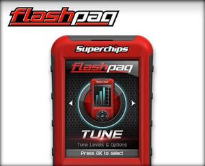 Superchips F5 Flashpaq Ford Trucks (Diesel & Gas 99-20)
