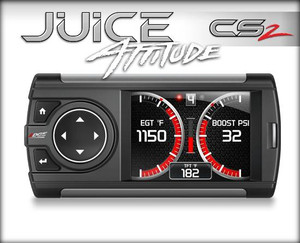 Edge 2007.5-2010 GM DURAMAX (6.6L) JUICE W/ATTITUDE CS2
