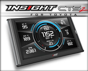 Edge INSIGHT CTS2 MONITOR  for 1996-2017 TOYOTA