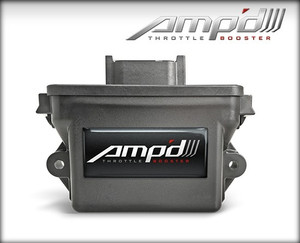 Edge Amp'd Throttle Booster Kit with Power Switch 2006-2007 GMC/Chevrolet 6.6L Duramax - refer to website for specific application coverage