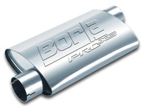 "Borla ProXS Muffler™ 3"" Offset/Center 14""x4""x9.5 BOR-400491"