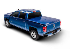 UnderCover LUX 2009-2014 Ford F-150 6.5ft Short Bed Std/Ext/Crew UJ-Sterling Gray