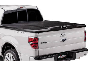 UnderCover Elite 2016-2019 Toyota Tacoma 5ft Short Bed Crew with Deck Rail System Black Textured