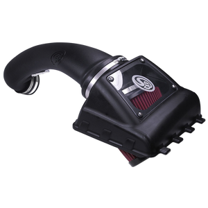 S&B Intake 2011-14 Ford F150 V8-5.0L (Oiled or Dry Filter)