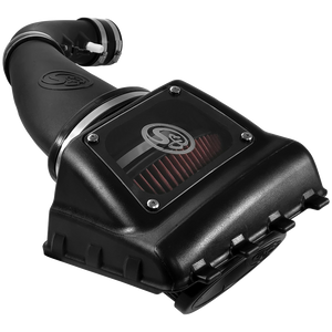 S&B Intake 2011-16 Ford F250, F350 V8-6.2L (Oiled or Dry Filter)