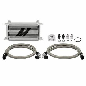 Mishimoto Universal Thermostatic Oil Cooler Kit