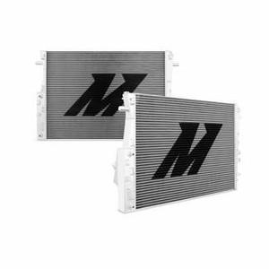 Mishimoto Ford 6.4L Powerstroke Aluminum Radiator 2008-2010