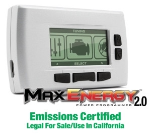 Hypertech MAX ENERGY 2.0 POWER PROGRAMMER JEEP JK CALIFORNIA EDITION 2300