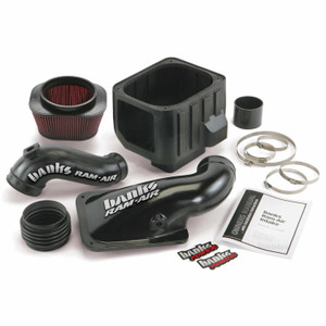 Banks Ram-Air Intake 2001-04 Chevy/GMC 6.6L LB7 - Oiled Filter