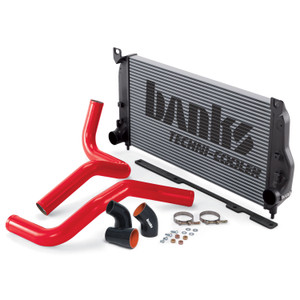 Banks Techni-Cooler 2001 Duramax 6.6L LB7 Intercooler w/Boost Tubes