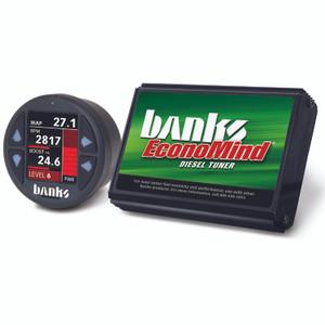 Banks Economind 2006-07 6.6L Duramax Tuner w/ iDash 1.8 Super Gauge (PowerPack calibration)