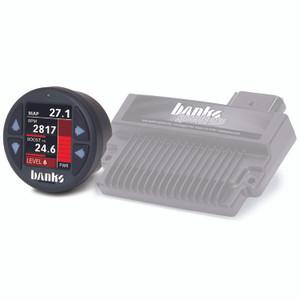 Banks SpeedBrake 2006-07 6.6L Duramax w/ iDash 1.8 Super Gauge