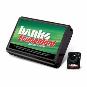 Banks EconoMind 2006-07 6.6L Duramax Tuner w/ Switch (PowerPack Calibration)