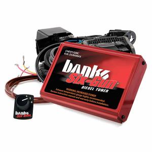 Banks Six-Gun 2006-07 6.6L Duramax Tuner w/ Switch