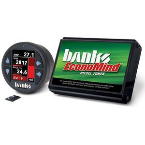 Banks Economind 2007.5-10 6.6L Duramax LMM Tuner w/ iDash 1.8 DataMonster (PowerPack Calibration)