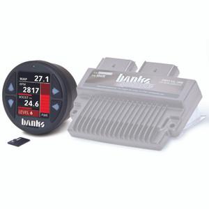 Banks SpeedBrake 2007.5-10 6.6L Duramax LMM w/iDash 1.8 DataMonster