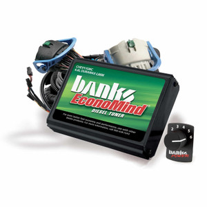 Banks Economind 2007.5-10 6.6L Duramax LMM Tuner w/Switch (PowerPack Calibration)