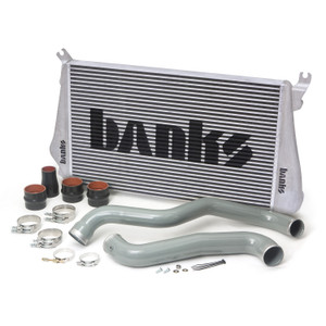 Banks Techni-Cooler 2013-16 6.6L Duramax LML Intercooler w/Boost Tubes