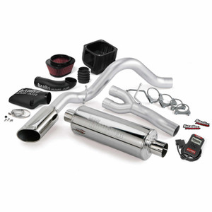 Banks Stinger Kit 2010 Chevy/GMC 1500 5.3L Flex - Chrome Tip (EC/SB)