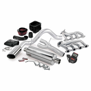 Banks PowerPack 2002-06 Chevy/GMC 1500 4.8L/5.3L w/AutoMind - Chrome Tip (SC/SB)