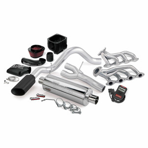 Banks PowerPack 2010 Chevy/GMC 1500 5.3L Flex w/AutoMind - Black Tip (CC/SB)
