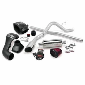 Banks Stinger Kit 2004-08 Ford 5.4L F-150 EC/SB - Chrome Tip