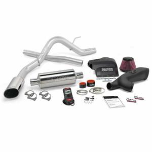 Banks Stinger Kit 2011-14 Ford F-150 3.5L EcoBoost - Chrome Tip (RC-CC/SB, CC/LB)