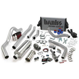 Banks PowerPack 1994-97 Ford 7.3L CC/LB w/OttoMind - Chrome Tip (Auto)