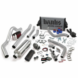 Banks PowerPack 1994-97 Ford 7.3L CC/LB w/OttoMind - Black Tip (Auto)
