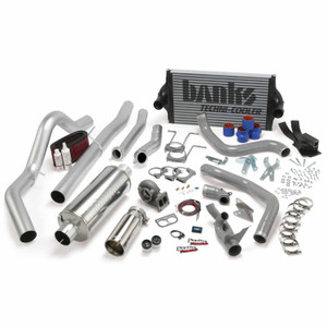 Banks PowerPack 1994-97 Ford 7.3L CC/LB w/OttoMind - Chrome Tip (Manual)
