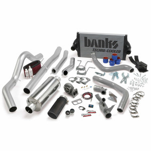 Banks PowerPack 1994-97 Ford 7.3L CC/LB w/OttoMind - Black Tip (Manual)