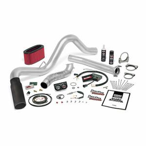 Banks Stinger Kit 1995.5-97 Ford 7.3L - Black Tip (Auto Trans)