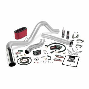 Banks Stinger Kit 1995.5-97 Ford 7.3L - Chrome Tip (Manual Trans)