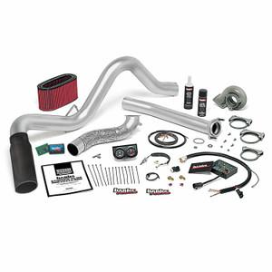 Banks Stinger Plus Kit 1995.5-97 Ford 7.3L - Black Tip (Auto Trans)