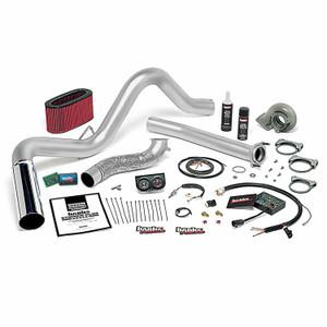 Banks Stinger Plus Kit 1995.5-97 Ford 7.3L - Chrome Tip (Manual Trans)