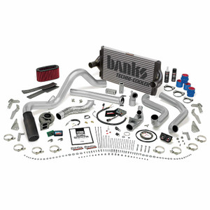 Banks PowerPack 1995.5-97 Ford 7.3L w/OttoMind - Black Tip (Auto)
