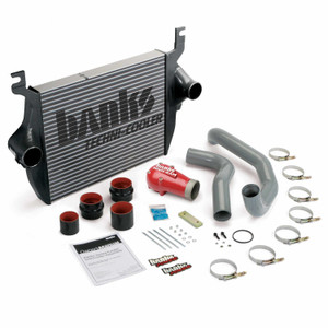 Banks Techni-Cooler 2003-04 Ford 6.0L Intercooler w/ High-Ram & Boost Tubes