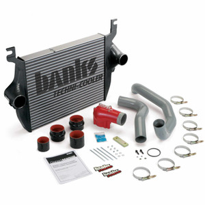 Banks Techni-Cooler 2005-07 Ford 6.0L Intercooler w/ High-Ram & Boost Tubes
