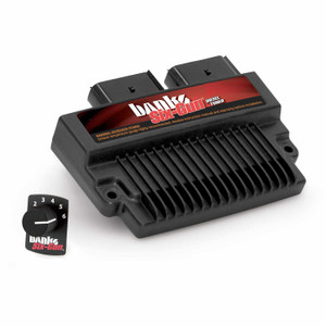 Banks Six-Gun 2008-10 Ford 6.4L Tuner w/ Switch