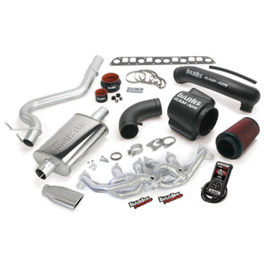 Banks PowerPack 2004-06 Jeep 4.0L Wrangler TJ w/ AutoMind - Chrome Tip