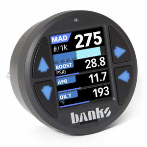 Banks iDash 1.8 DataMonster Stand Alone Gauge (OBDII CAN bus vehicles)