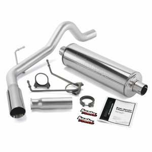 "Banks 3"" Monster Exhaust 2000-06 Toyota Tundra 3.4L/4.0L/4.7L - Chrome Tip"
