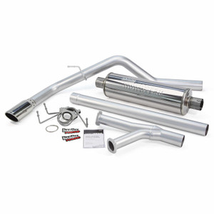 "Banks 3"" Monster Exhaust 2007-08 Toyota Tundra 5.7L - Chrome Tip (RC/SB-LB, DC/SB-LB, CM/SB)"