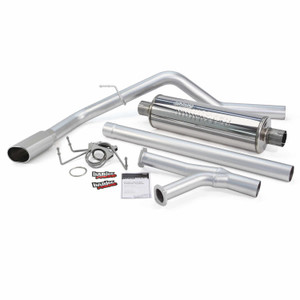 "Banks 3"" Monster Exhaust 2009-19 Toyota Tundra 4.6L/5.7L - Chrome Tip (DC/MB, CM/SB)"
