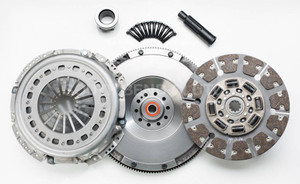 South Bend Clutch With Solid Mass Flywheel 5SP 7.3L Ford SBC-1950-64OKHD