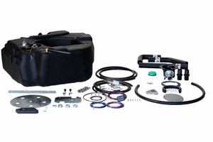 TITAN Spare Tire Auxiliary Fuel System 4020208